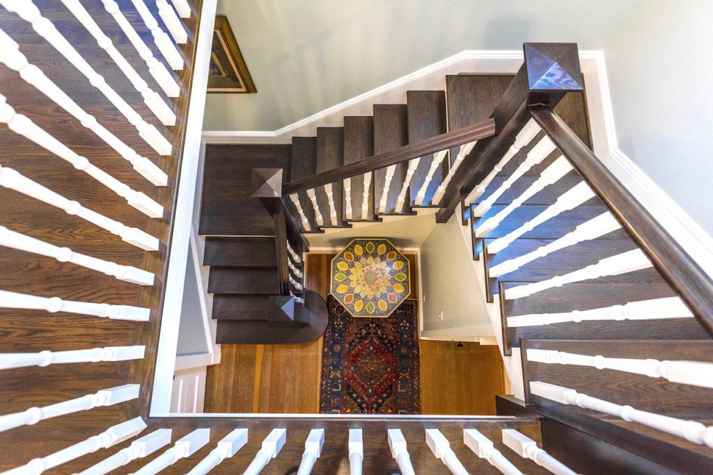 Nodine home renovations