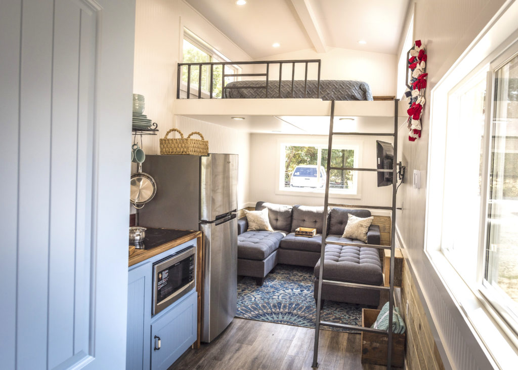 Custom Tiny Homes LM Nodine